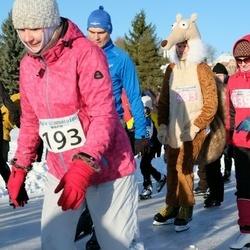 10. Mulgi Uisumaraton - Kadri Oras (193), Timo Tints (433), Jaanika Reier (439)