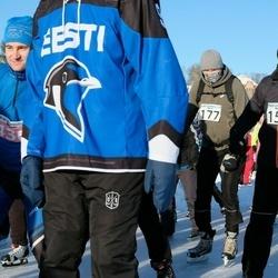 10. Mulgi Uisumaraton - Andre Maaker (157), Jüri-Ott Karemäe (177)