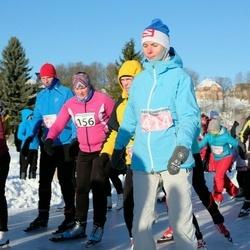 10. Mulgi Uisumaraton - Ann Randmäe (156), Airike Altnurme (414)