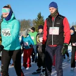 10. Mulgi Uisumaraton - Helen Ennok (196), Mait Lambur (349)