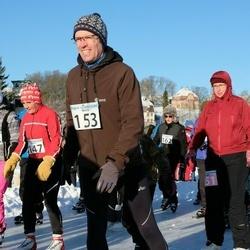 10. Mulgi Uisumaraton - Aino Väin (147), Peedu Põld (153), Ülle Valg (158)