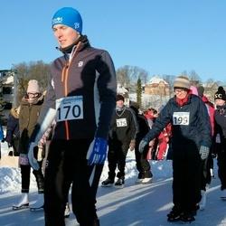 10. Mulgi Uisumaraton - Erko-Simon Selde (170), Pille Tomson (199)