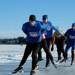 10. Mulgi Uisumaraton - Mikk Tootsi (436), Jarmo Randmäe (440)