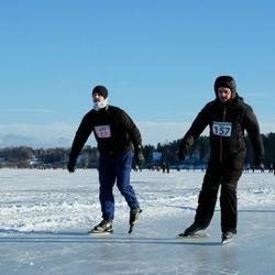 10. Mulgi Uisumaraton - Andre Maaker (157), Reimo Kivine (312)