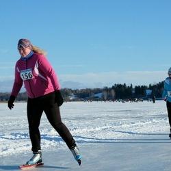 10. Mulgi Uisumaraton - Ann Randmäe (156), Signe Pruul (198)