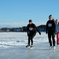 10. Mulgi Uisumaraton - Birgit Kruuse (143), Berit Petrova (194), Hanna Tiits (381)