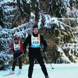 Sportland Kõrvemaa Suusamaraton - Marek Aru (409), Jesper Remsel (410)