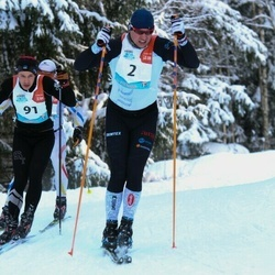 Sportland Kõrvemaa Suusamaraton - Allar Soo (2), Andres Kollo (91)