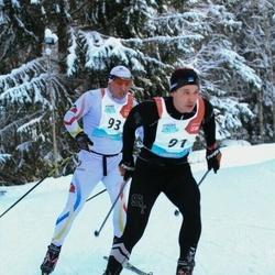 Sportland Kõrvemaa Suusamaraton - Hans Teearu (93)