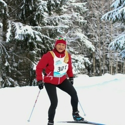 Sportland Kõrvemaa Suusamaraton - Zinaida Kruusalu (301)