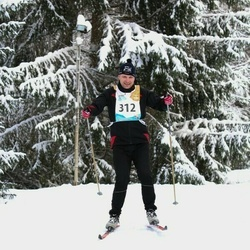 Sportland Kõrvemaa Suusamaraton - Riho Räni (312)
