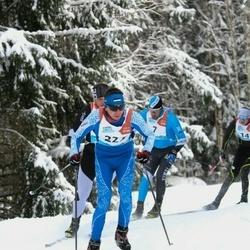 Sportland Kõrvemaa Suusamaraton - Viljar Haav (7), Grigori Fominõkh (227)