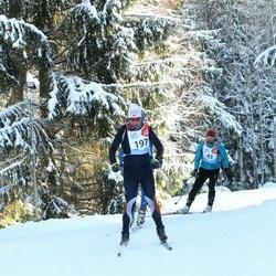 Sportland Kõrvemaa Suusamaraton - Priit Kingo (43), Ago Teder (197)