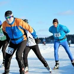 10. Mulgi Uisumaraton - Aare Hommik (15), Veljo Haube (61), Tiidrek Koemets (77)