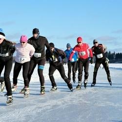 10. Mulgi Uisumaraton - Toivo Tomingas (9), Maigi Tomp (14), Peeter Oranen (18), Johannes Tiirats (85), Agris Peedu (102)