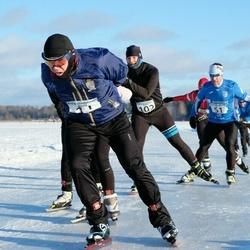 10. Mulgi Uisumaraton - Toivo Rätte (11), Indrek Lillsoo (51), Agris Peedu (102)