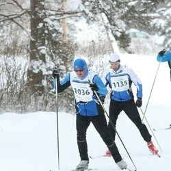 34. Viru Maraton - Alari Reissaar (1036), Koit Eller (1135)