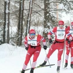 34. Viru Maraton - Sergey Turyshev (416), Andrey Krasnov (417)