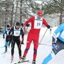 34. Viru Maraton - Artur Rauk (39), Madis Sildvee (51)