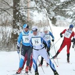 34. Viru Maraton - Arno Bachaus (76), Tarmo Visnapuu (79)