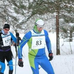 34. Viru Maraton - Tarvi Viik (83), Alari Kannel (171)