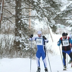 34. Viru Maraton - Alar Lehesmets (155), Olivar Kits (328)