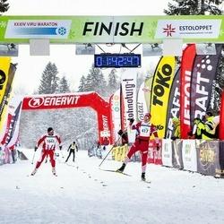 34. Viru Maraton - Andrey Krasnov (417), Enn Kiiver (1045)