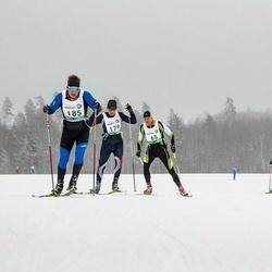 21. Tamsalu-Neeruti Maraton - Arvo Sala (65), Eero Einblau (179), Andre Mägi (185)