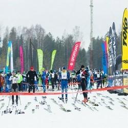 21. Tallinna Suusamaraton - Roland Toome (44), Raul Köster (79)
