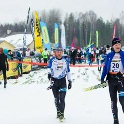 21. Tallinna Suusamaraton - Virgo Karu (20)