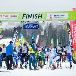 21. Tallinna Suusamaraton - Allar Soo (11), Kert Keskpaik (25)