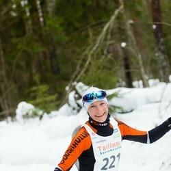 21. Tallinna Suusamaraton - Katrin Lang (221)