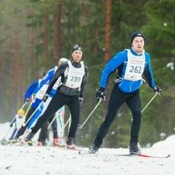 21. Tallinna Suusamaraton - Arno Peever (262)