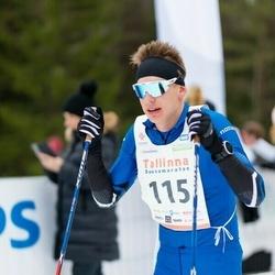 21. Tallinna Suusamaraton - Andre Mägi (115)