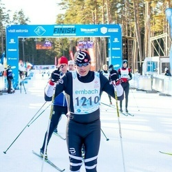 46. Tartu Maraton - Janek Kasela (1210)