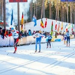 46. Tartu Maraton - Toms Veits (34), Carl Sõlg (95), Kalle Liukkonen (183)