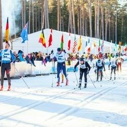 46. Tartu Maraton - Toms Veits (34), Risto Rammul (68)