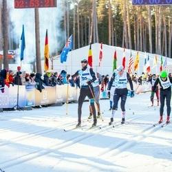 46. Tartu Maraton - Tauno Mölder (55), Ivan Vysotskiy (300)