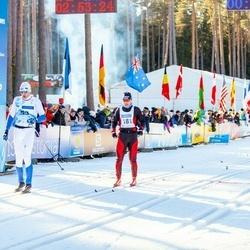 46. Tartu Maraton - Priit Narusk (53), Matti Pekka Vanninen (181)