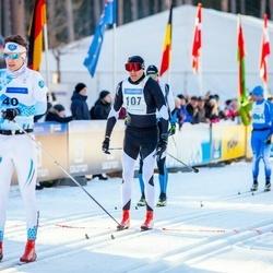 46. Tartu Maraton - Kaupo Tammemäe (40), Ragnar Kaasik (107)