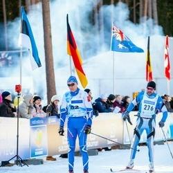 46. Tartu Maraton - Vadim Prisivko (82), Michael Karas (276)