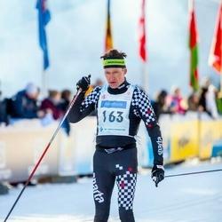 46. Tartu Maraton - Erkki Hummal (163)