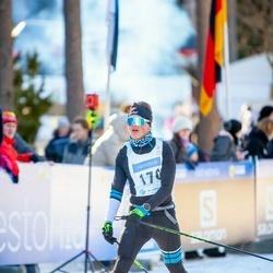 46. Tartu Maraton - Fabrice Schuwey (170)