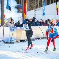 46. Tartu Maraton - Kaspars Markss (136)