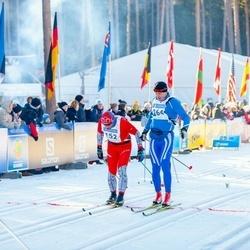 46. Tartu Maraton - Ivars Sedlenieks (152), Yury Antokhin (264)