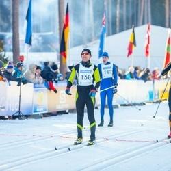 46. Tartu Maraton - Ain Kilk (138), Alexander Shashin (144)