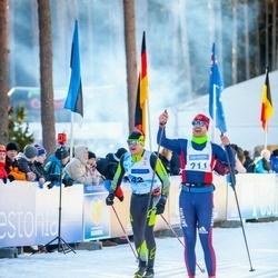 46. Tartu Maraton - Andrey Shemyakin (42), Andrey Kuznetsov (211)
