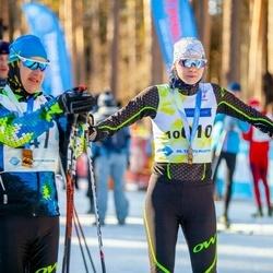 46. Tartu Maraton - Merilin Jürisaar (10010)