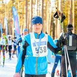 46. Tartu Maraton - Cheron Lukk (538)