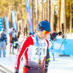 46. Tartu Maraton - Evgeny Salatkin (229)
